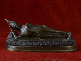 Boeddha brons voor dinsdag