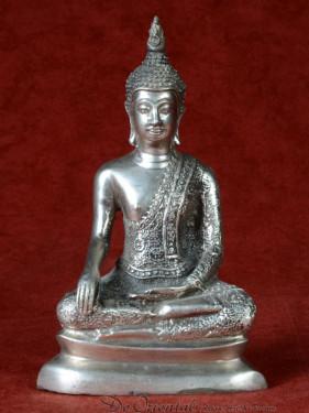 Boeddha vernikkeld brons Ratanakosin stijl