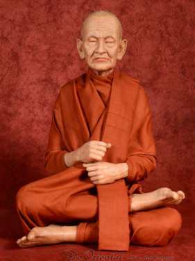 Thaise Monnik Phra Luang Phor Toh