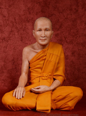 Thaise Monnik Phra Luang Phor Kong
