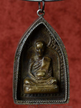 Phra Luang Phor Ngern amulet