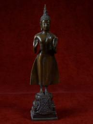 Boeddha brons voor maandag