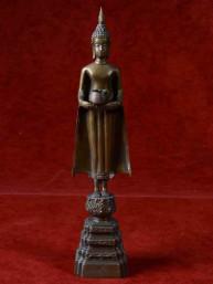 Boeddha brons voor woensdag ochtend