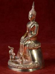Boeddha brons voor woensdag middag