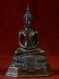 Bronzen Boeddha voor donderdag