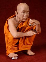 Thaise Monnik Phra Luang Phor Khun