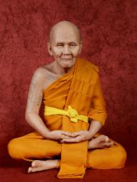 Thaise Monnik Phra Luang Phor Doo