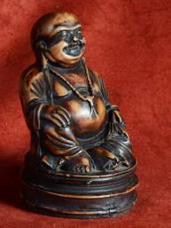 Happy Boeddha voor geluk