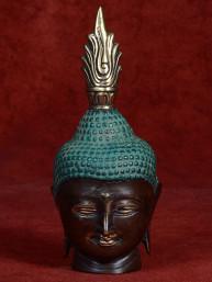 Hoofd van Boeddha bi-color