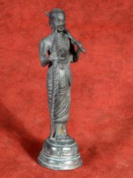 Monnik Phra Sivali Birma brons