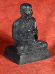 Oud bronzen beeld van Phra Luang Phor Tuad