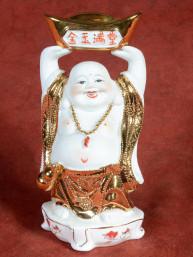 Happy Boeddha Porselein