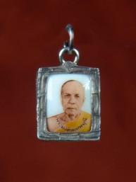 Phra Sodh amulet zilver