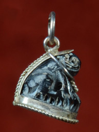 Amulet tijgertand