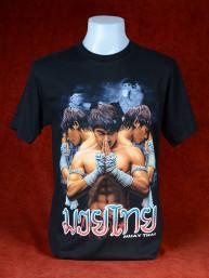 """Muay Thai T-Shirt """"Wai"""""""