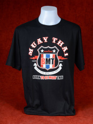 T-Shirt Born to be Muay Thai