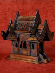 Thai's geesthuisje (Spirit house)
