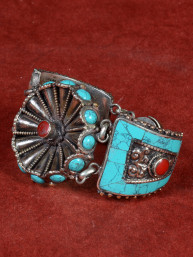 Armband Tibetan Bells
