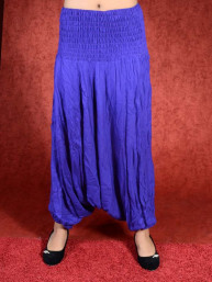 Harembroek model Sinbad paars