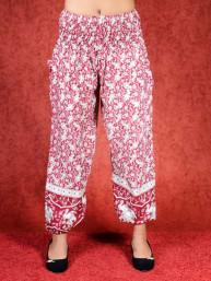 Harem broek Jungle model Aladdin rood