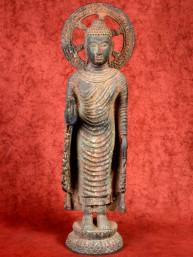 Staande Boeddha Brons
