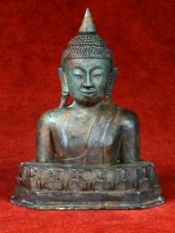 Buste van Boeddha Thailand