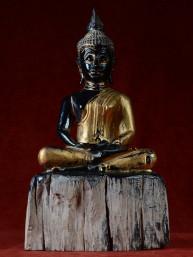 Boeddha lakwerk hout Chiangmai
