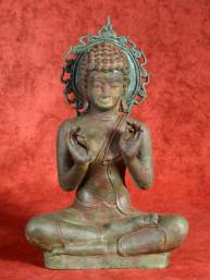 Klassieke Anthong Boeddha in Dharmachakra