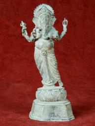 Ganesha staand brons