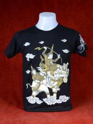 T-Shirt Classic Siam - Attack