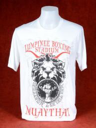 T-Shirt Lumpini Boxing Stadium wit