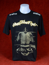 T-Shirt Muay Thai Fight