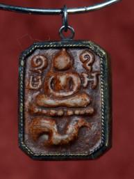 Phra Luang Phor Pan, Pim Thong Kai Tang Puang Amulet met Boeddha
