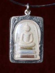 Phra Somdej amulet met Boeddha