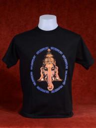 Mooi T-Shirt met afbeelding van Ganesha