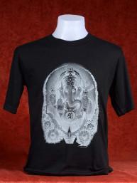 Mooi T-Shirt met invertible Ganesha
