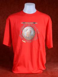 T-Shirt met Happiness symbool