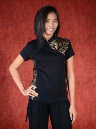 Shirt Dynasty zwart