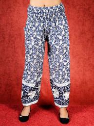Harem broek Jungle model Aladdin donker blauw