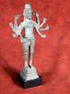 Oud bronzen beeldje van Shiva, Khmer Stijl