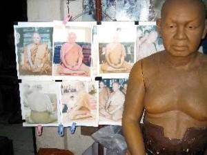 Afbeeldingen van de monnik