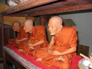 Monniken gereed